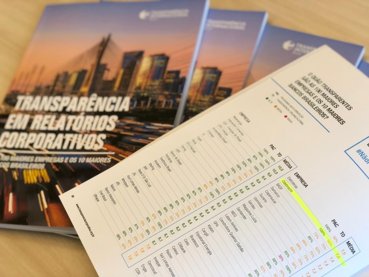 ONG Transparência Internacional reforça necessidade de transparência no combate à corrupção